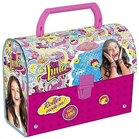 Maletin Soy Luna Disney cofre
