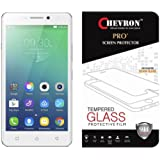 Chevron 0.3mm Pro+ 2.5D Curved Edges Premium Tempered Glass Screen Protector for Lenovo Vibe P1m