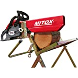Mitox Saw Horse with Chainsaw Holder