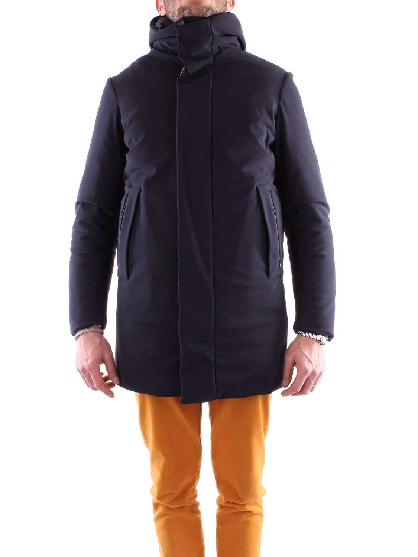 Brand Size 52 FRADI Men's TN5394blueeE blueee Polyester Down Jacket