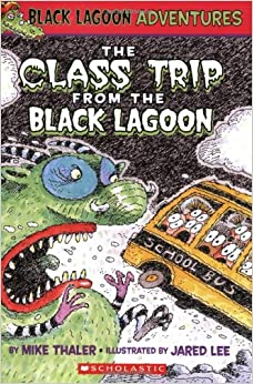 the book report from the black lagoon questions About the book the teacher from the black lagoon uses exaggeration and  humor to help children confront their fears about the first day at.