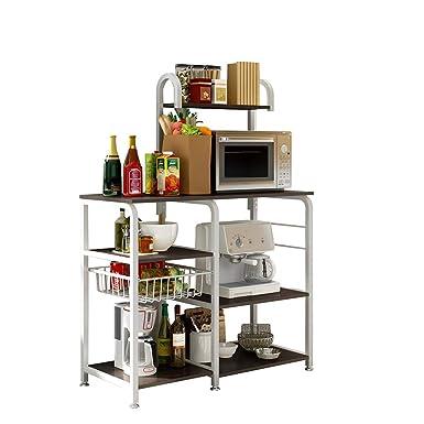 Amazon.com: TADAMI - Estante multifuncional para cocina ...