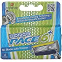 Dorco Pace 6 Plus Six-Blade Shaver & Trimmer