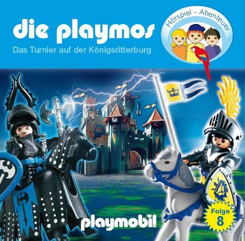 Price comparison product image Das Tunier auf der Königsritterburg - CD 8 (Playmobil)