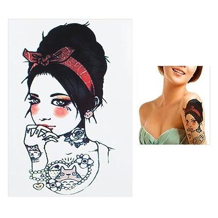 Tatuajes temporales Tempo rary Tattoo Fake Tattoo – Pin Up Lazo de ...