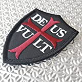 LEGEEON Deus Vult Battle Cry Knights Templar