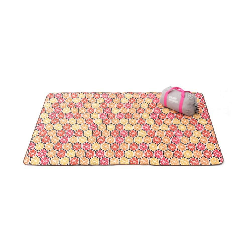 ピクニックマット - オックスフォードの布のマットの屋外のテントのマットは洗濯機1.5x2mである場合もあります (色 : B, サイズ さいず : 1.5x2m) 1.5x2m B B07P4DTKFD
