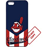 10 kinds Baseball team, indians iphone 6 case, 10 kinds Baseball team, indians iphone 6s case, premium plastic case [white]
