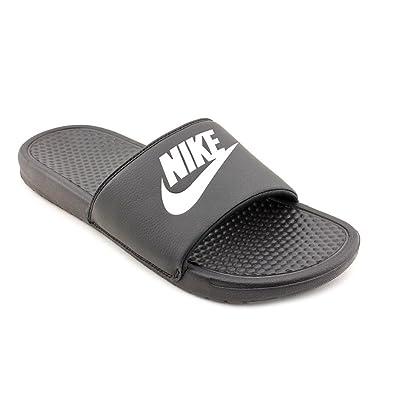 743bbdff4f4f NIKE Women s Benassi JDI Slide Beach   Pool Shoes  Amazon.co.uk  Shoes    Bags