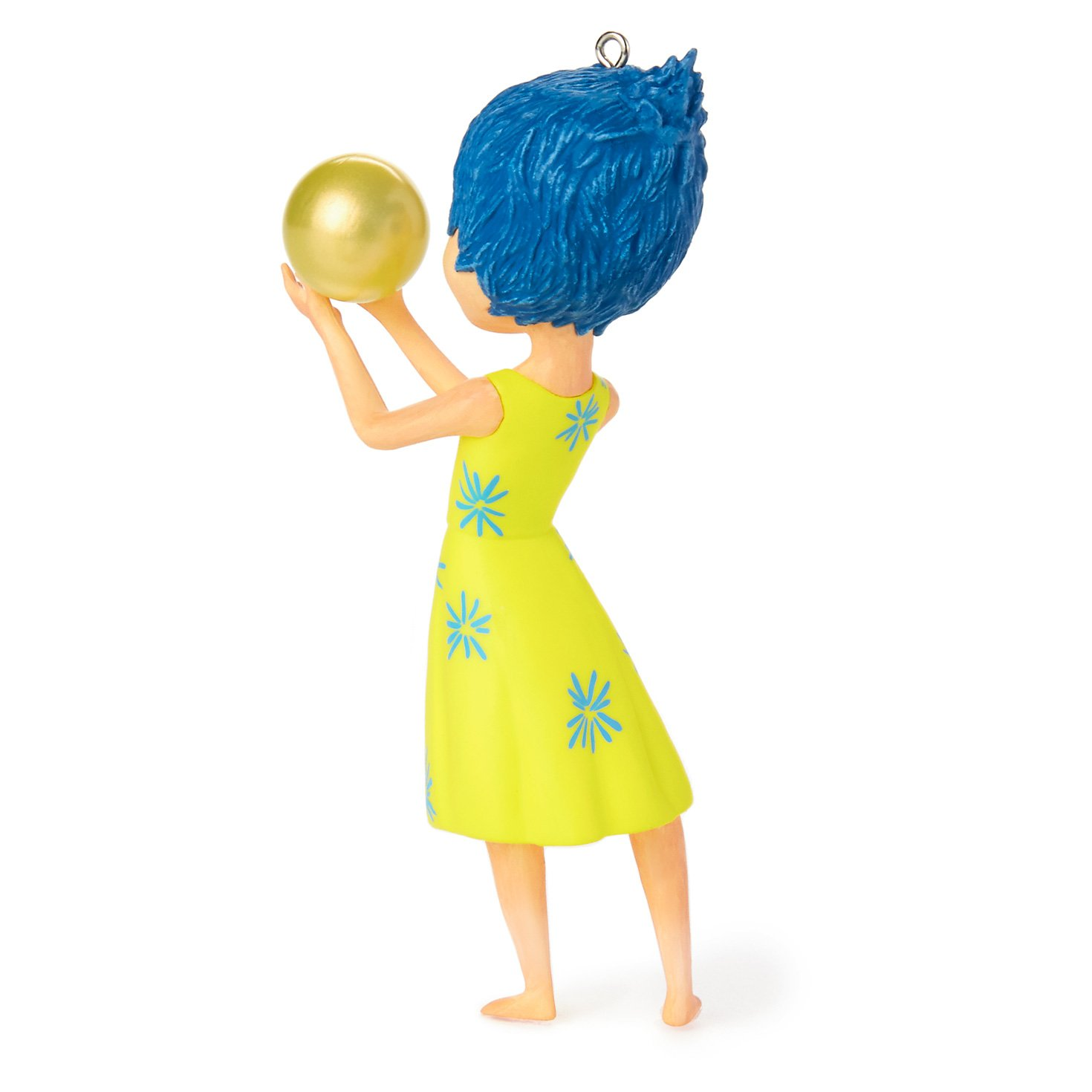 Amazoncom Hallmark Keepsake Ornament Disneypixar Inside Out Joy Home &