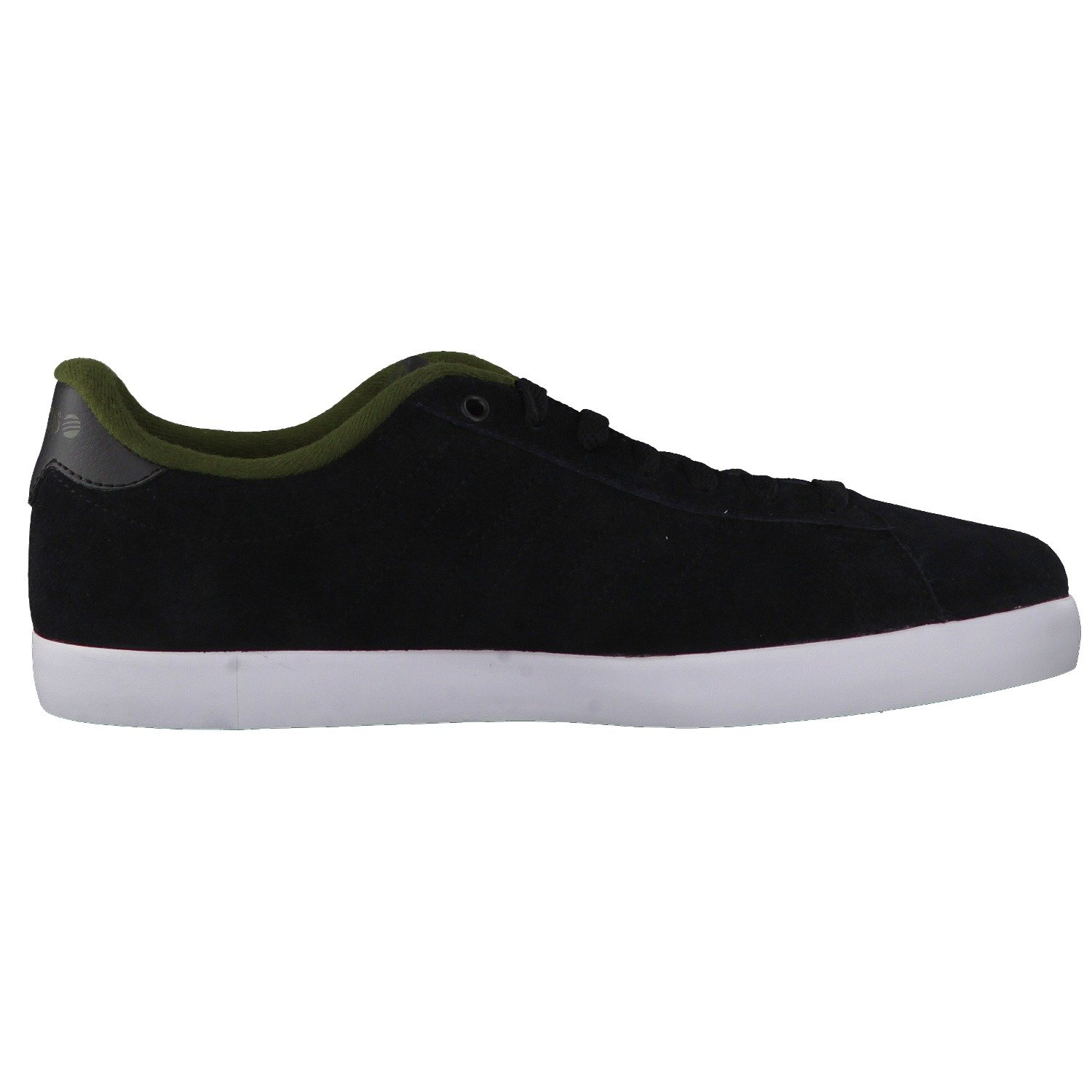 mens adidas black trainers