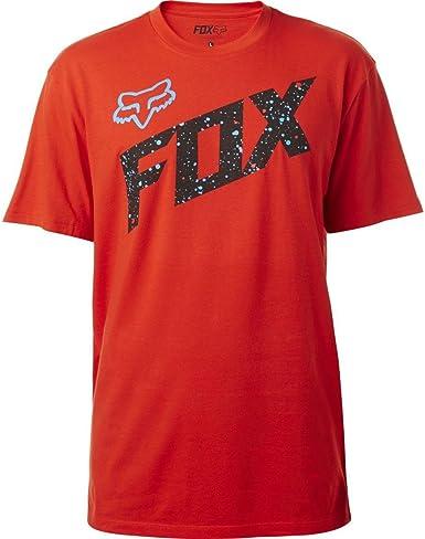 Fox Racing - Camiseta - camisa - para hombre rojo Flame Red X-Large: Amazon.es: Ropa y accesorios