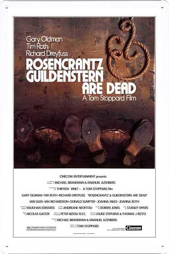 Amazon.com: Placa de metal Cine Wall Art Decor Tin Sign ...