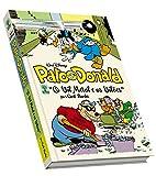 capa de Pato Donald por Carl Barks. O Vil Metal e os Vilões