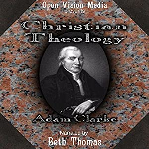 Christian Theology Audiobook