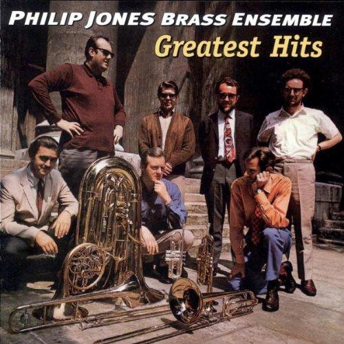 Philip Jones Brass Ensemble: Greatest Hits (Philip Jones Brass Ensemble)