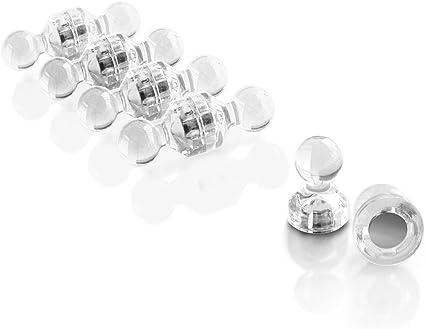 30 Stück Magnet Pinnwand Bürobedarf starke Neodym Supermagnete 5 Farben