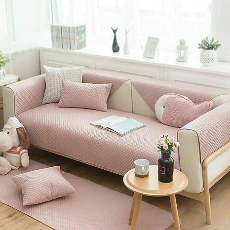 Yijiayun - Funda Protectora para sofá de 4 sesiones ...