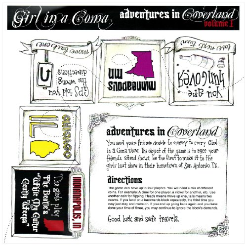 Vol. 1-Adventures in Coverland [Vinyl]