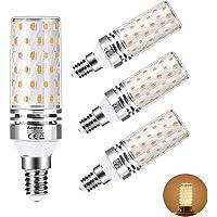 Bombilla LED E14 12W 3000K Aogled,E14 LED Calido Equivalente Lámpara Halógena De 100W,Blanco Cálido,1200LM,Ángulo 360…