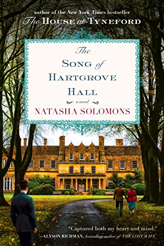 The Song of Hartgrove Hall: A Novel cover
