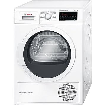 Bosch secadora wtw85457it - 7 kg clase A + + a Rocío con bomba de calor: Amazon.es: Hogar
