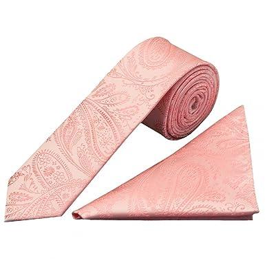 Baby Pink Men/'s Cummerbund Set