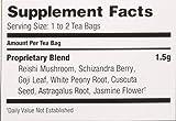 Bravo Teas Reishi Liver Health, 20 Tea Bags 2 Pack