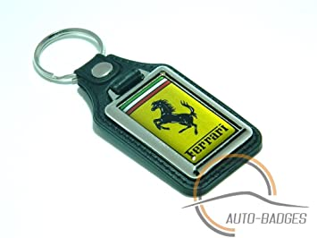 Cars Lovers Key Ring Gift Ferrari Classic Style Birthday