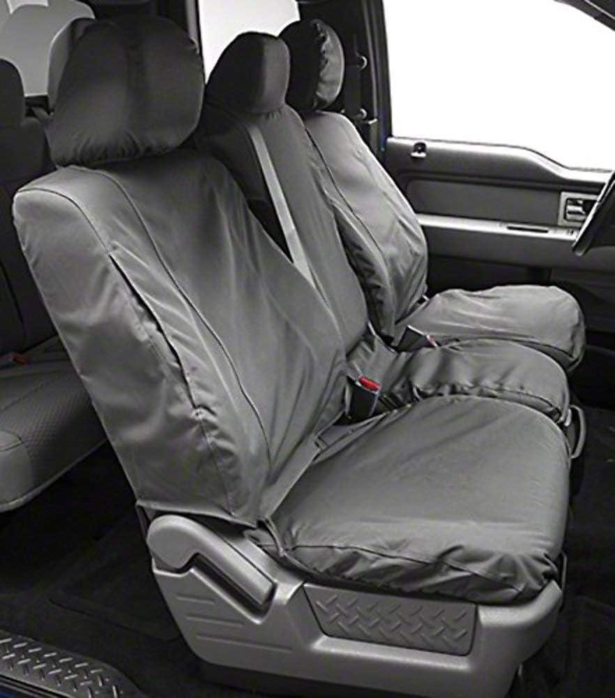 Covercraft SeatSaver Front Row Waterproof Grey Grey SS3443WFGY