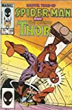 Marvel Team-up #148 Featuring Spider-man and the Mighty Thor December 1984 (A Child Shall Lead Them)