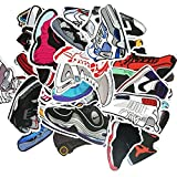 [Pack of 100] Sneaker Stickers - Car, Laptop, Luggage, Skateboard Graffiti