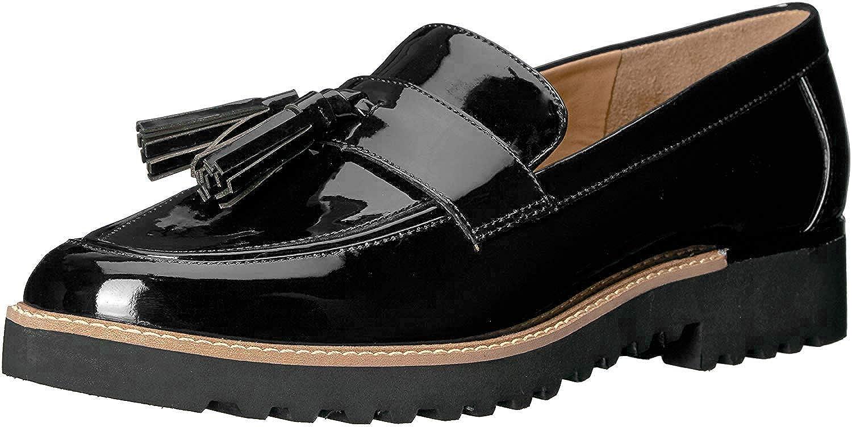 Franco Sarto Womens Carolynn Loafer Flat