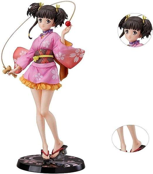WXxiaowu Anime Kabaneri Figuras Fortaleza de Hierro Mumei Hozumi ...