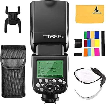 Godox Tt685n Ttl Hss 1 8000s Gn60 2 4g Wireless Blitz Kamera