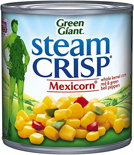 (Green Giant Mexicorn, Whole Kernel Corn with Red & Green Bell Peppers, 11 Ounce (Pack of 12))