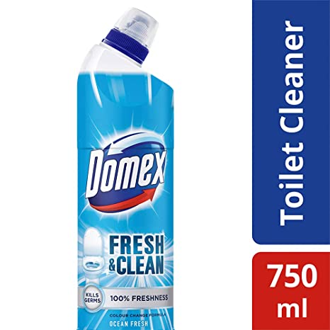 Domex Toilet Cleaner Ocean Fresh, 750ml