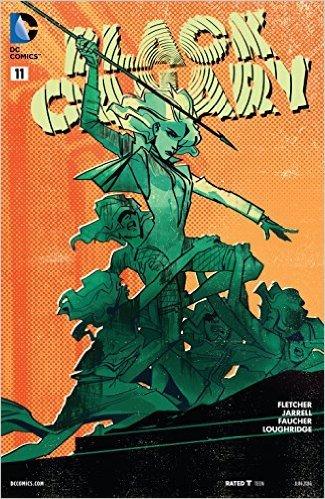 Black Canary #11 Comic Book ebook