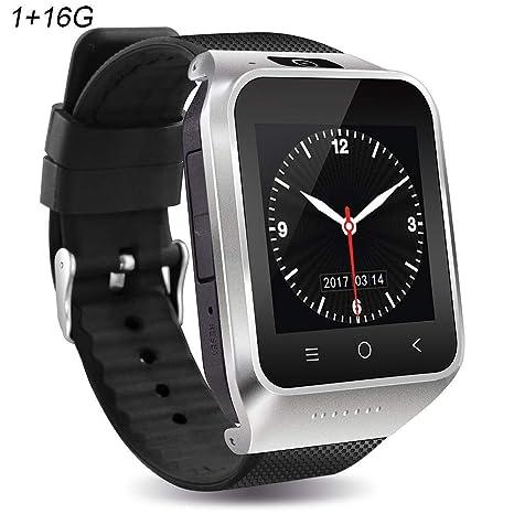 Oshide 3G WIFI Reloj inteligente 1.54 pulgadas Pantalla 2.0MP Cámara 1 + 16G Soporte Smartwatch