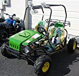 Brand new TAO TAO Brand Jeep Auto Style 110cc Engine Gokart with REVERSE.