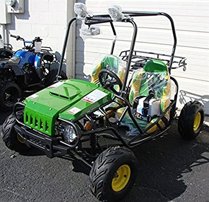 Brand new TAO TAO Brand Jeep Auto Style 110cc Engine Gokart with REVERSE