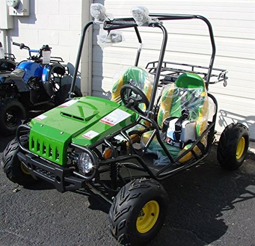 (Brand new TAO TAO Brand Jeep Auto Style 110cc Engine Gokart with REVERSE.)
