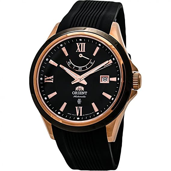 Reloj Orient Automático Caballero FEU0B004TH Deportivo Multifunción: Amazon.es: Relojes