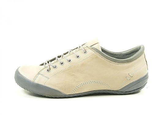 Andrea Conti 0342725 Zapatos de cuero para mujer, schuhgröße_1:37 EU;Farbe: