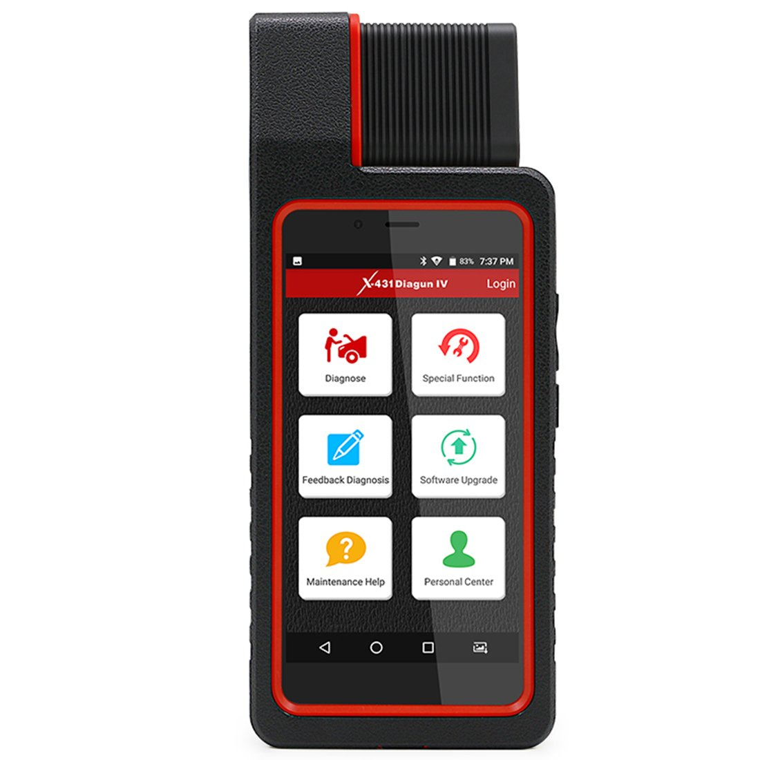 Launch X431 Diagun IV Full System Professional OBD2 Car Diagnostic Auto Car Scanner One-click 2 years free Update