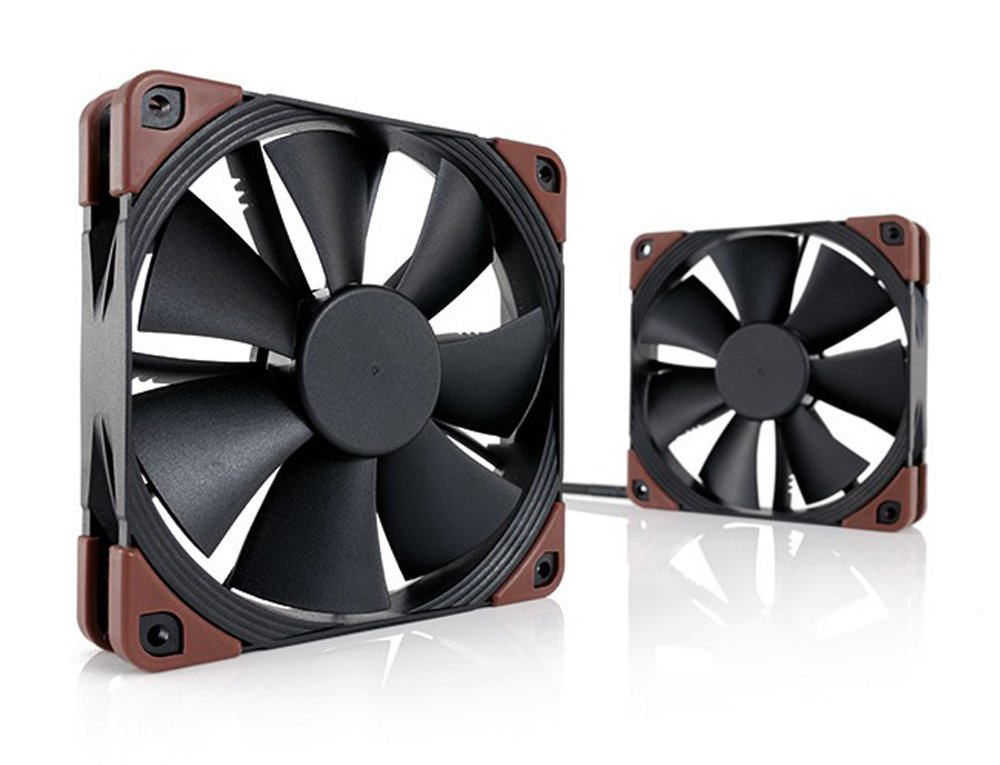 Noctua SSO2 Bearing, Retail Cooling NF-F12 iPPC 2000 by noctua (Image #3)