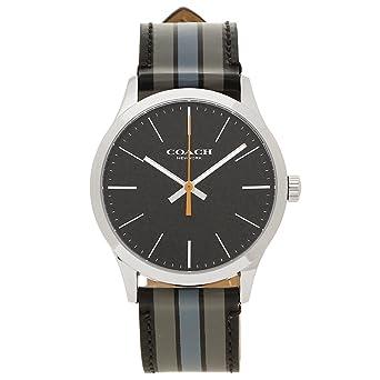 4ca91119cba1 [コーチ] 腕時計 メンズ アウトレット COACH W1545 D9B シルバー ブラック グレー [並行輸入品
