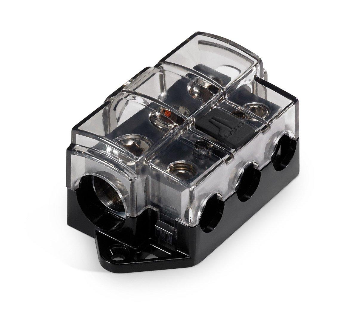 JL Audio XD-PDBU-3X Unfused Power Distribution Block