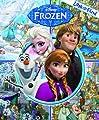 Look and Find Disney Frozen