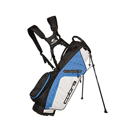 eb572efa4472 Amazon.com   Cobra Golf 2017 ULTRALIGHT STAND BLK BLUE (Black Strong ...